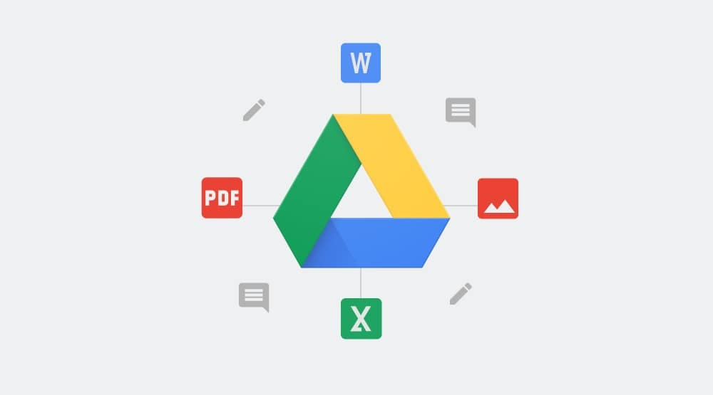 Google Drive ferramenta de armazenamento na nuvem