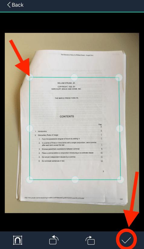 Como escanear documentos pelo celular? Veja o passo a passo! - Foto: TNW