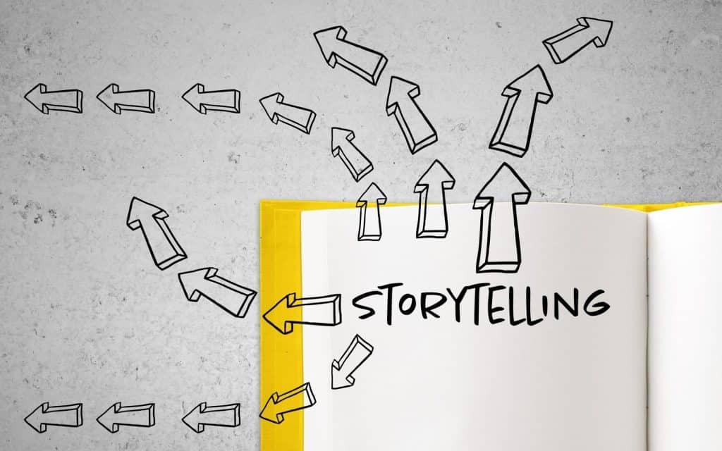 Storytelling o que é? Veja tudo sobre! - Foto: FB