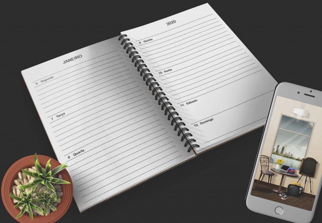 Gestão do tempo: 10 dicas para ser mais eficiente no trabalho - Foto: Pinterest