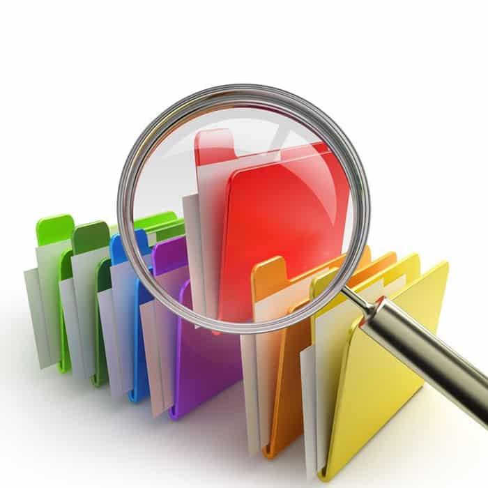 Métodos de arquivamento: veja como arquivar os seus documentos digitais! - Foto: RT