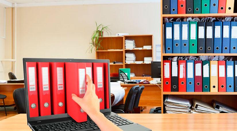 Organização de documentos: dicas para organizar de forma digital! - Foto: Valoorize