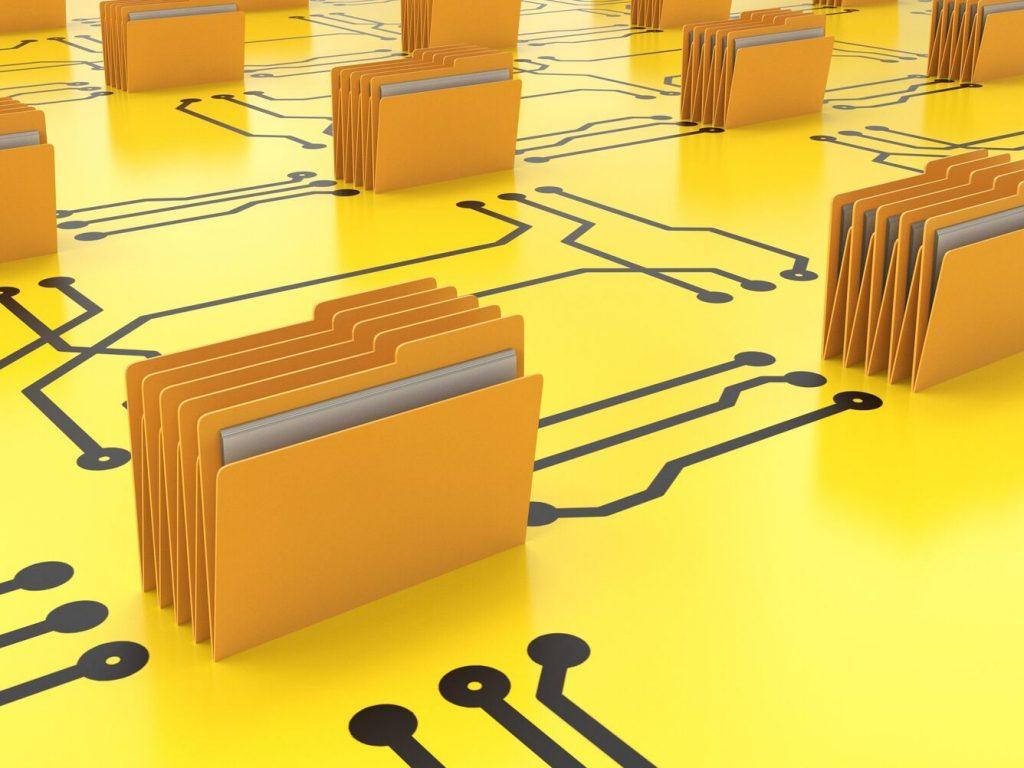 Organização de documentos: dicas para organizar de forma digital! - Foto: SOS Docs