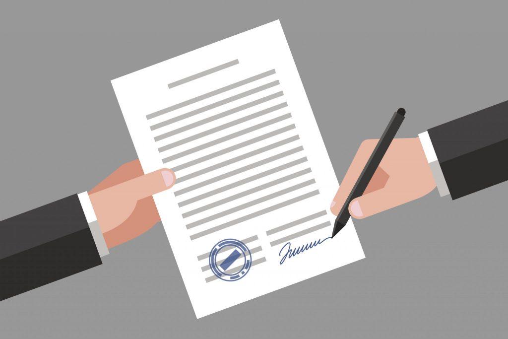 Como fazer um contrato? Veja em 12 etapas! - Foto: AT