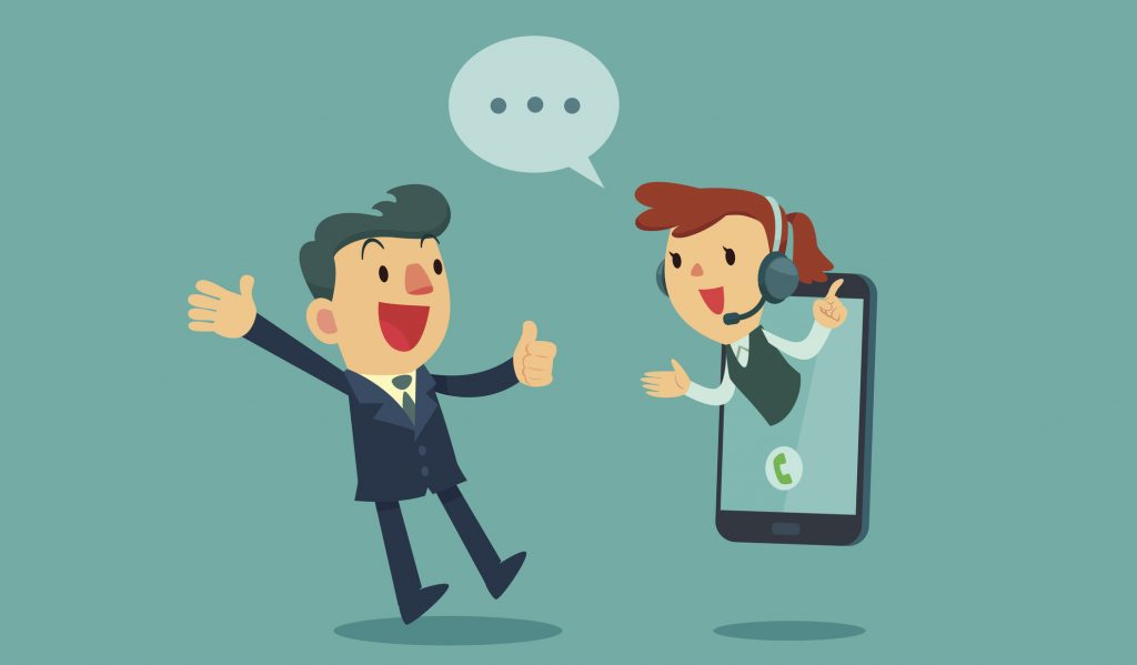 Atendimento ao cliente: dicas para melhorar o processo! - Foto: BC