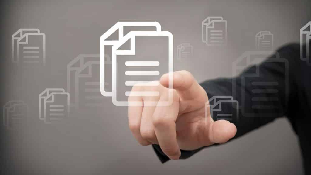 Gestão de documentos: veja o que é e a sua importância! - Foto: VB MAS